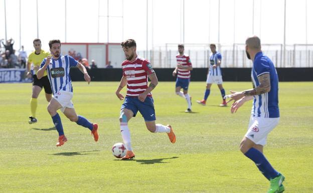 El Talavera será uno de los rivales del Recreativo Granada en el ...