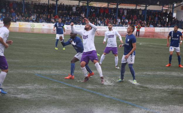 El Real Jaén se despide en Socuéllamos del play off