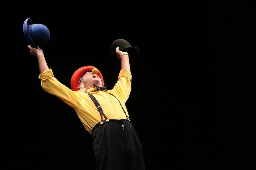 El cuarto festival de clown y circo incluir ocho for Espectaculos internacionales