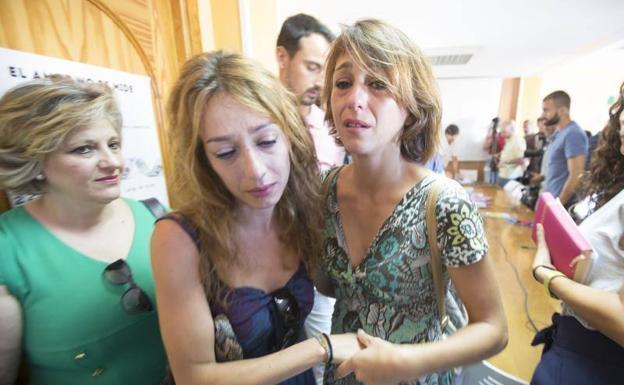 Juana rivas no se presenta en el juzgado ideal for Juzgado de guadix