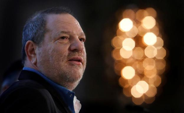 Harvey Weinstein./Reuters
