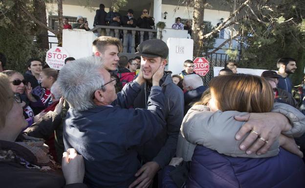 El juzgado suspende el desahucio de la familia de las for Juzgado de guadix