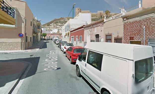 Tres desalojados tras registrarse un fuego en una vivienda - Vivienda en almeria ...