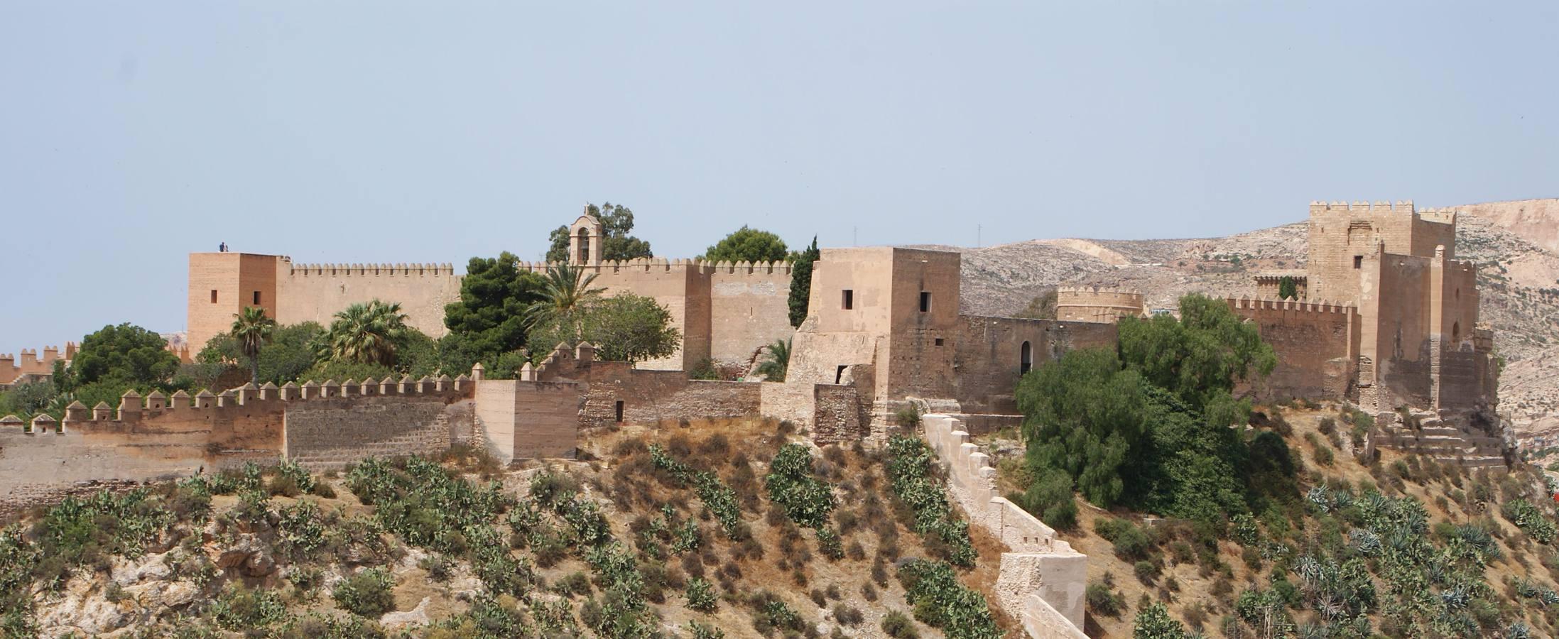La alcazaba y el museo de almer a alcanzan cifras r cord - Puerta europa almeria ...
