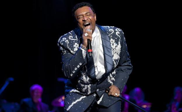 Dennis Edwards. /Afp