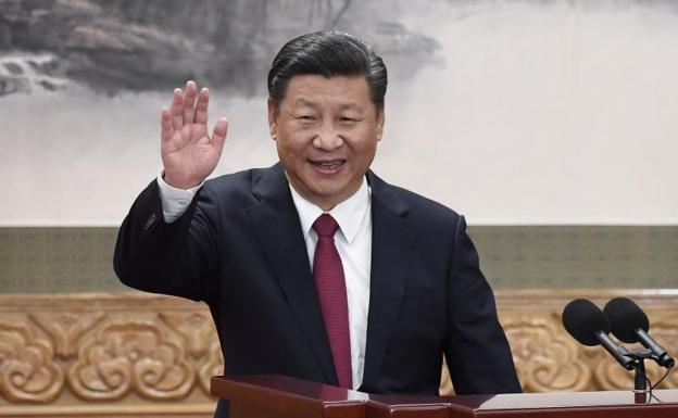 Xi Jinping, presidente de China./Wang Zhao (Afp)