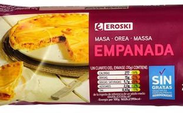 Las 5 mejores masas precocinadas seg n la ocu empanadas - Mejores hornos del mercado ...