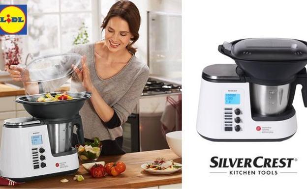 El robot de cocina de lidl 3 veces m s barato que la thermomix desata la locura ya hay fecha de - Robot de cocina thermomix precio ...