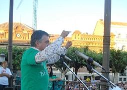 El Gran Wyoming incendia Youtube con su alegato contra Rajoy (vídeo)