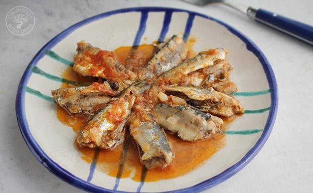 Propiedades nutritivas de las sardinas en aceite