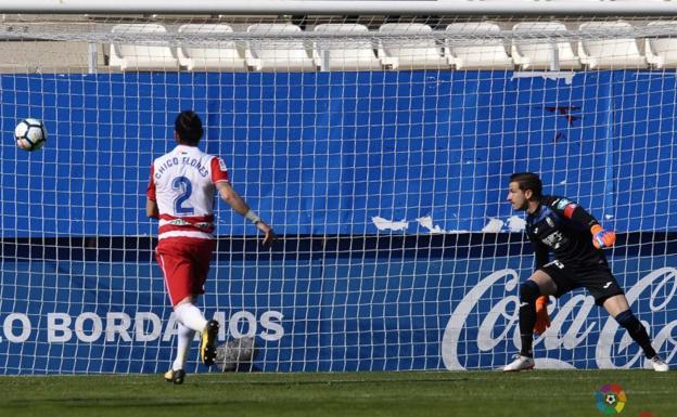 Entrenador nuevo, errores viejos | Granada CF - Ideal