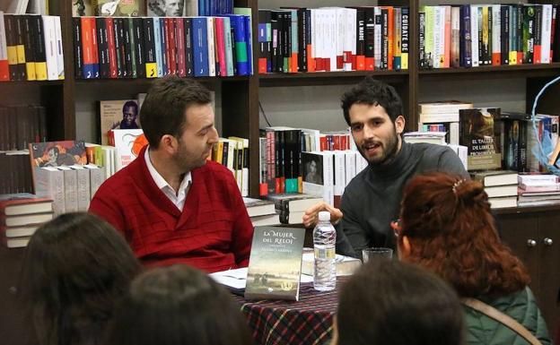 56b8e135b679 Primeras presentaciones literarias en el Certamen de Novela ...