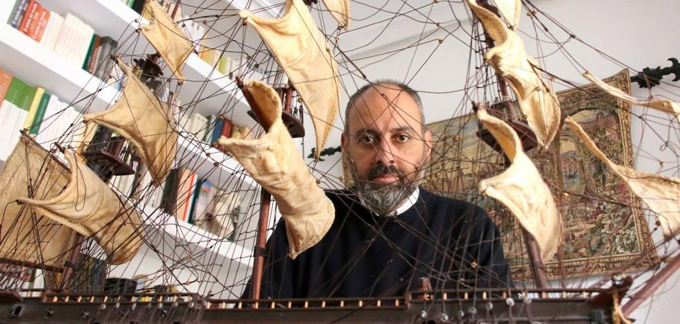 Un andaluz descubre que España puede reivindicar el tesoro de un barco hundido en Chile