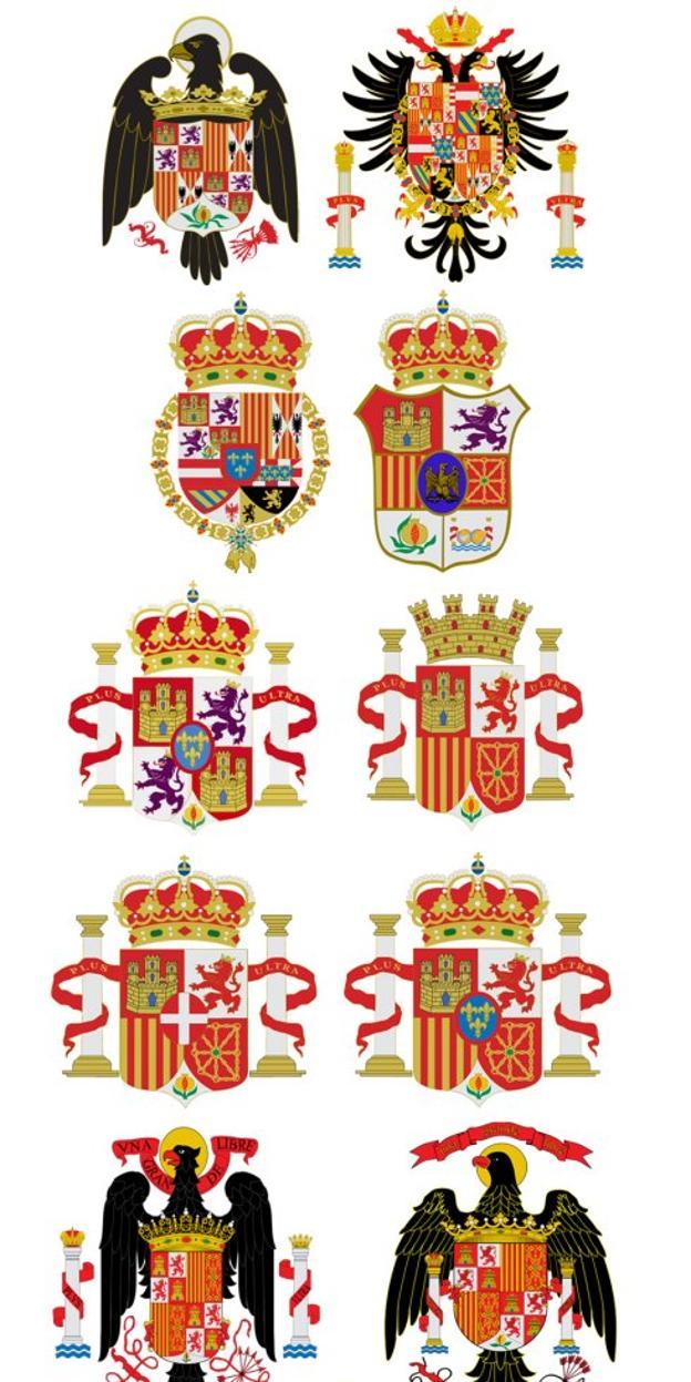 escudo y bandera de granada españa