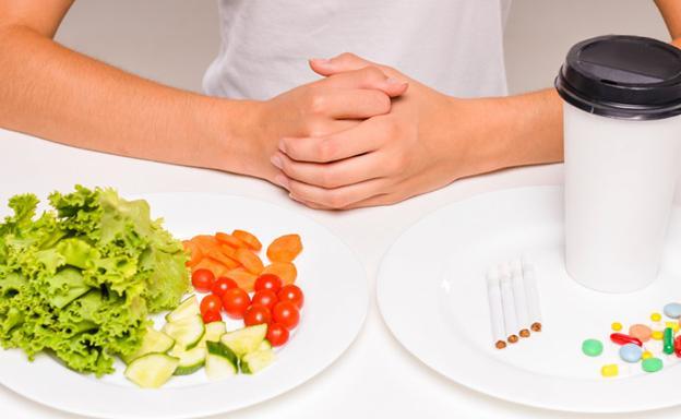 Resultado de imagen para comida y medicamentos