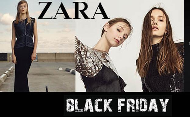 1c540049d313c Black Friday en Zara  catálogo de ofertas y descuentos en ropa y zapatos