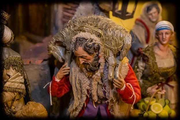Fotos De Belenes En Espana.Los Belenes Que Cuestan Un Dineral Ya Han Llegado A Espana