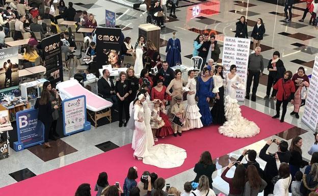 Vestidos de novia y fiesta granada