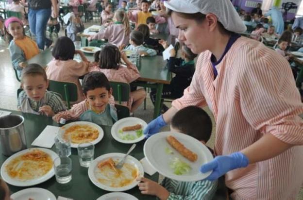 El 95% de los comedores escolares será de catering hasta el año 2020 ...
