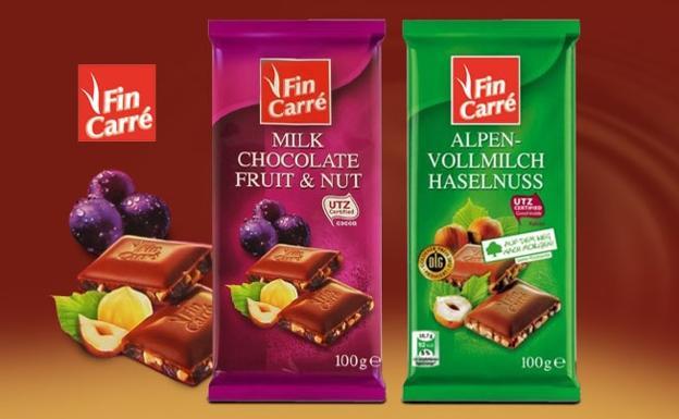 7a8da428a Qué se esconde tras los chocolates de Mercadona, Lidl, El Corte ...