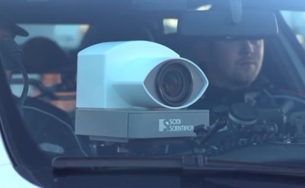 El imponente nuevo radar de la DGT para multarte: con WiFi y cubriendo 4 carriles