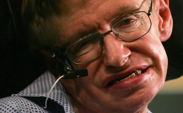 Stephen Hawking./Reuters