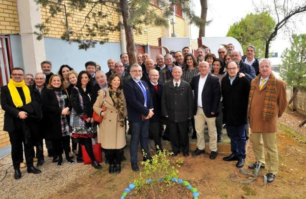El Ies Reyes De España Inicia Los Actos Para Celebrar Sus 40