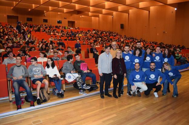 La UAL acogerá a 4.200 alumnos en las Jornadas de Orientación ...