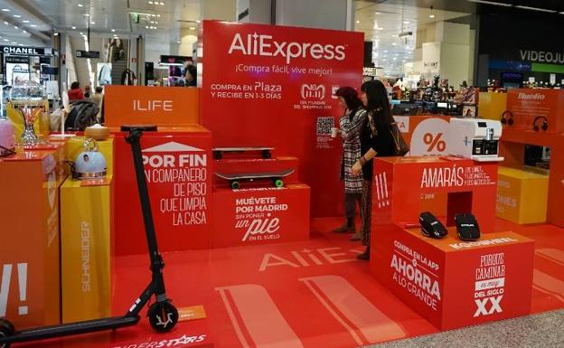 34002bd9aced AliExpress y El Corte Inglés: las 7 famosas marcas que venden juntos ...