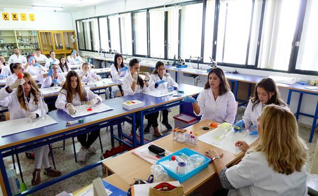 Estudiar En Granada Granada Ofertará 15 Nuevos Grados De Fp