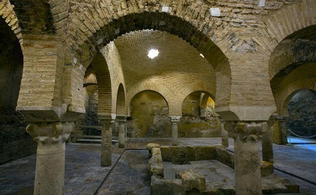 Baños Árabes de Jaén. /IDEAL