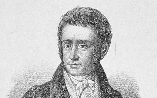 El Conde de Ofalia fue una figura importante en la división, junto a Francisco Javier De Burgos