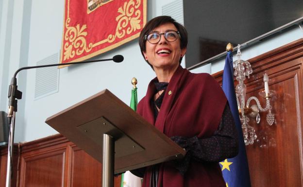 María Gámez.