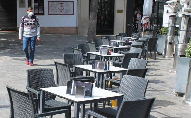 Bares y restaurantes tienen hasta septiembre para pagar la tasa de ...