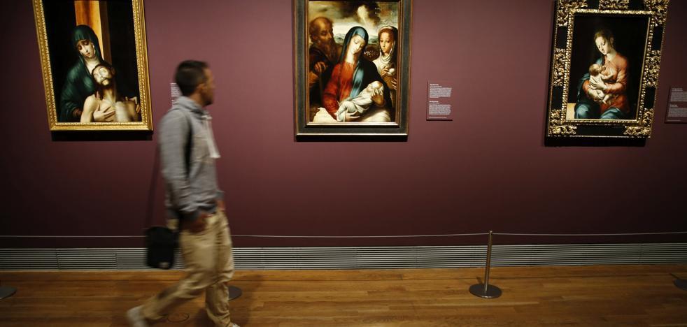 El Prado, el Thyssen y el Reina Sofía...