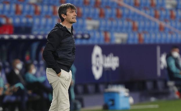 Pacheta trabajará junto a Fran Sánchez en el Real Valladolid   Ideal