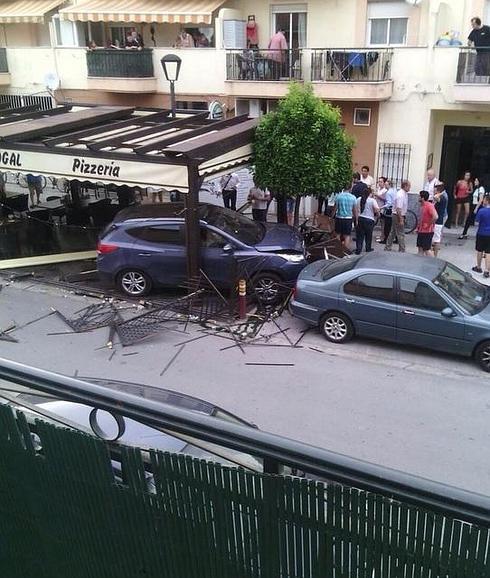 Reciben El Alta Dos Heridos En El Accidente En Un Bar De