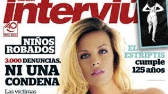 Sandra De Adán Y Eva Se Desnuda Para Interviú Ideal