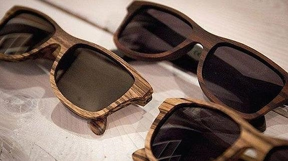 76a0a4ab41 Gafas de sol de madera para el verano | Ideal