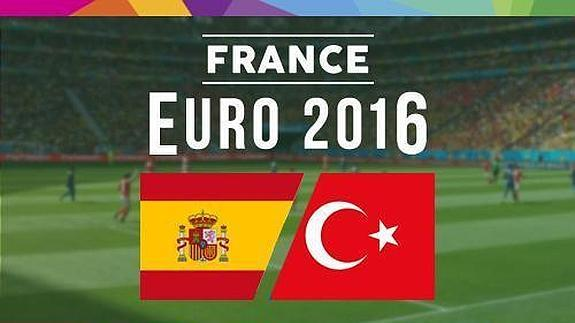 Ver gratis online España vs Turquía  Eurocopa por Internet en vivo y en  directo b1b01a43925af