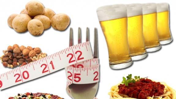 Para bajar de peso que comer