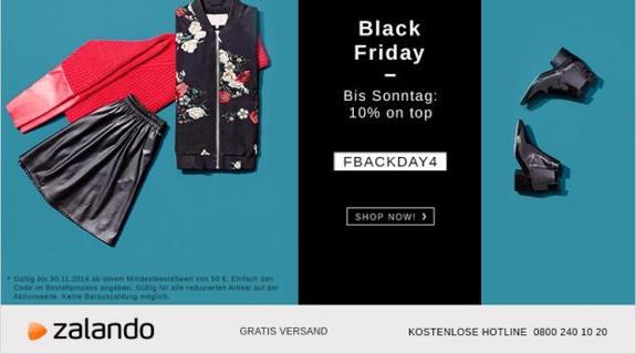 01d0bf716 Black Friday en Zalando  descuentos