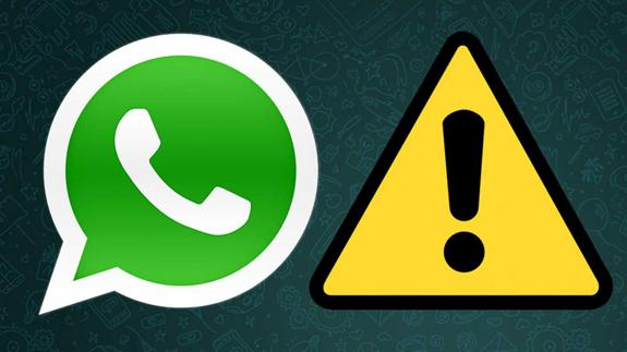 Resultado de imagen para whatsapp alerta peligro